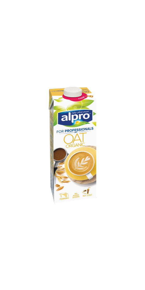Alpro Organic Oat Milk
