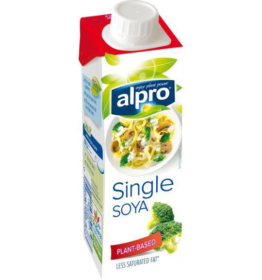 Alpro Soy Cream
