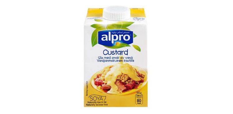Alpro Soy Custard