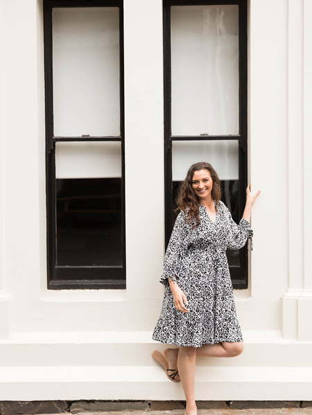 Alternate Dress - Leopard Print