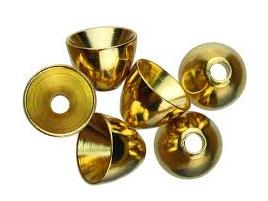 Aluminium Cone Beads