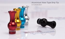 Aluminium MING Vase Tip