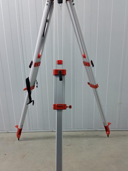 Aluminium Tripod NAT81CT Light weight 4.6 kgs