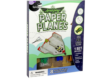 Amazing Paper Aeroplanes