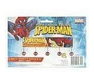 Amazing Spiderman Party Banner yellow