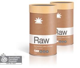 Amazonia Raw Fermented Paleo Protein Vanilla & Lucuma (2 sizes)