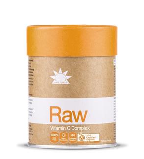 Amazonia Raw Prebiotic Vitamin C 120g