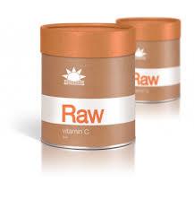Amazonia Raw Prebiotic Vitamin C 120gm