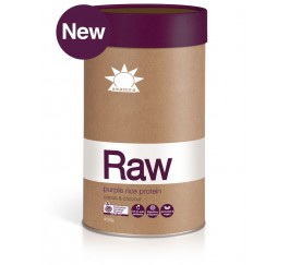 Amazonia RAW Purple Rice Protein (Cacao & Coconut) 2 sizes
