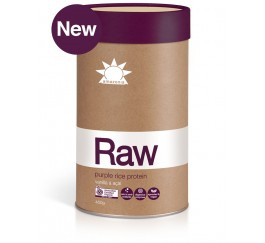 Amazonia RAW Purple Rice Protein (Vanilla & Acai) 2 sizes