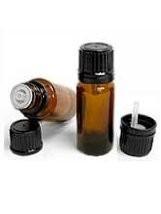 Amber Glass Bottle - 25ml with Dripulator cap