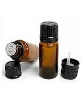Amber Glass Bottle - 25ml with Dripulator cap