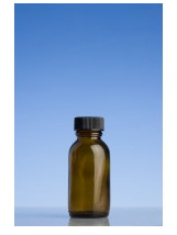 Amber Glass  Bottle - 50ml