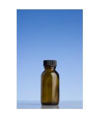 Amber Glass  Bottle - 50ml