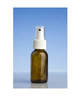 Amber Spray Bottle - 50ml
