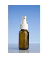 Amber Spray Bottle - 50ml