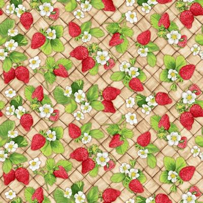 Ambrosia Farm - Berry Picking Tan