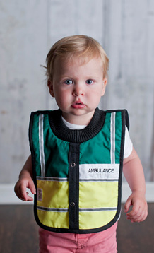 Ambulance Bib LP10