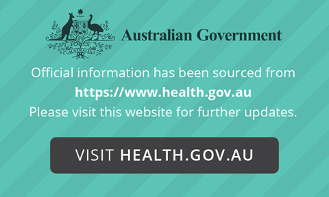 Amcal Coffs Harbour supports Australian Government Health Covid Advice