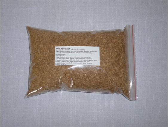 American Oak Granules 400g