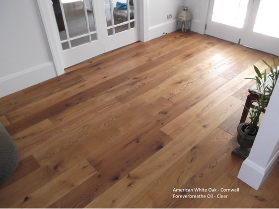 American White oak, flooring,  oiled, Hardwood