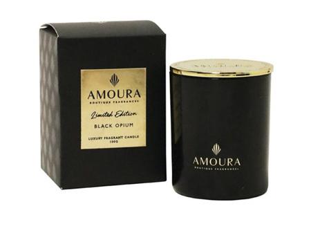 AMOURA Candle Black Opium 310g