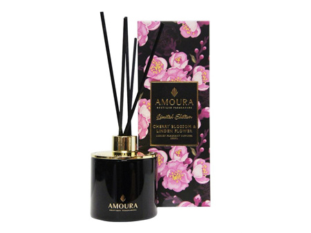 AMOURA Diffuser Cherry Blossom & Linden Flowers 200ml