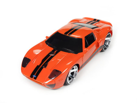 AMT 1/20 2010 Ford GT SpeedKIT Friction Model Toy