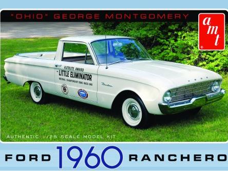 "AMT 1/25 1960 Ford Ranchero ""Ohio George"""