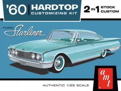 AMT 1/25 1960 Ford Starliner Hardtop (2n1)
