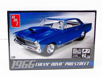 AMT 1/25 1966 Chevy Nova Pro Street