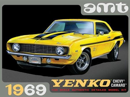 AMT 1/25 1969 Chevy Camaro (Yenko)