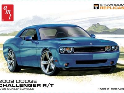 AMT 1/25 2009 DODGE CHALLENGER R/T