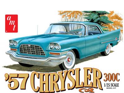 AMT 1/25 57 Chrysler 300