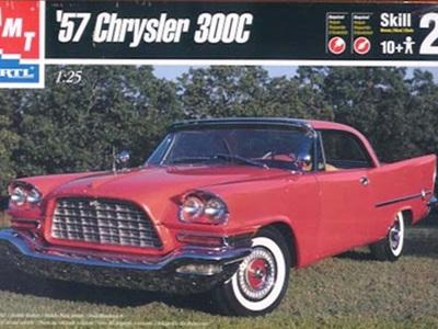 AMT 1/25 57 Chrysler 300C