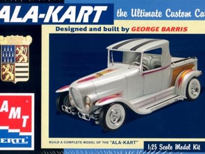AMT 1/25 Ala-Kart George Barris Show Car