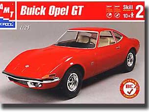 AMT 1/25 Buick Opel GT