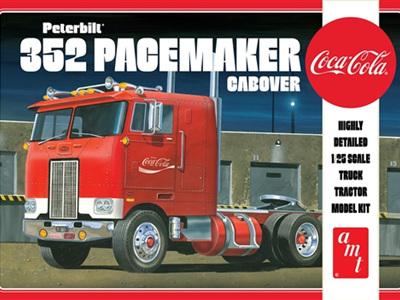 AMT 1/25 Coca-Cola Peterbilt