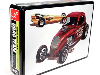 AMT 1/25 Double Dragster Collectors Edition Tin