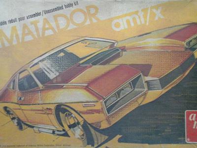 AMT 1/25 Matador amt/x