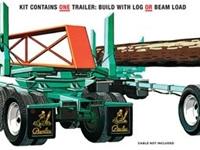 AMT 1/25 Peerless Logging Trailer