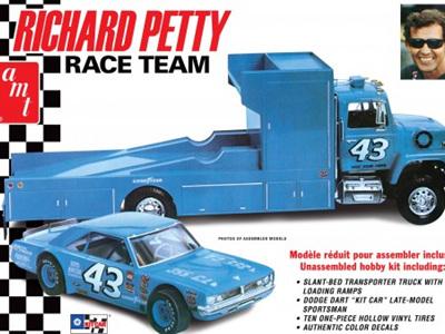 AMT 1/25 Richard Petty Race Team