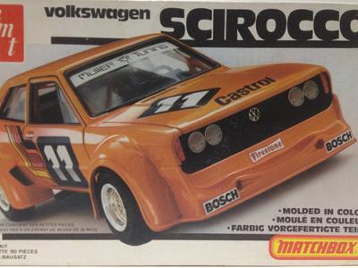 AMT 1/25 VW Scirocco