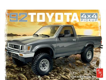 AMT 1/20 92 Toyota 4x4 Pickup