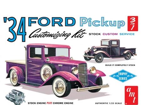 AMT 1/25 1934 Ford Pickup (AMT1120)