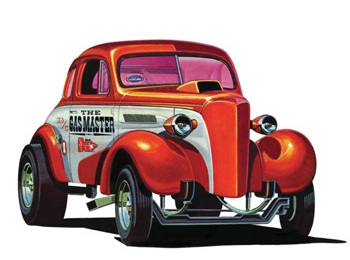 AMT 1/25 1937 Chevy The Original Stovebolt Coupe