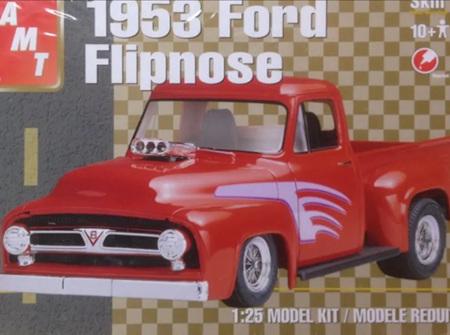 AMT 1/25 1953 Ford Flipnose (AMT31799)