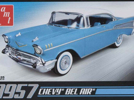 AMT 1/25 1957 Chevy Bel Air