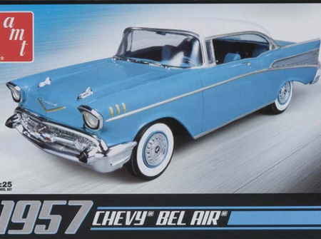 AMT 1/25 1957 Chevy Bel Air (AMT638)