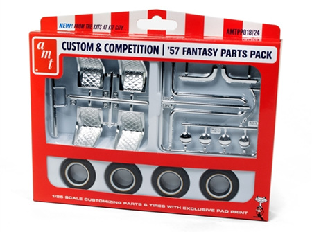 AMT 1/25 1957 Fantasy Parts Pack (AMT18)